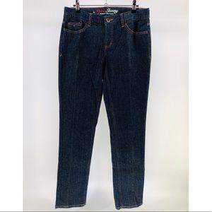 Tommy Hilfiger Spirit Skinny Jeans, Dark Wash